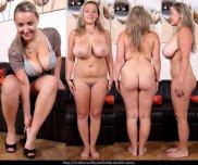 Heavy breasts