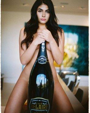 amateur photo Big bottle