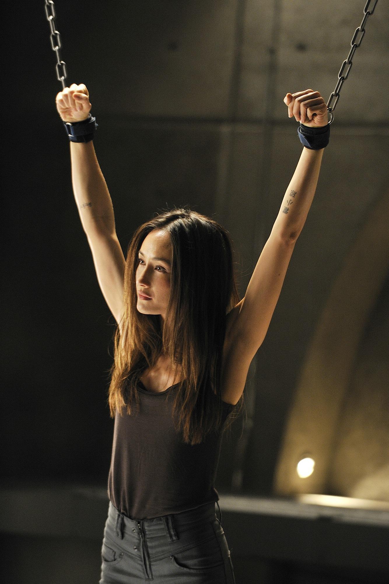 Maggie Q as Nikita Porno Photo - EPORNER