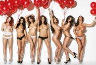 amateur photo Seven Busty Ladies