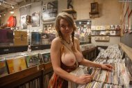Vinyl enthusiast