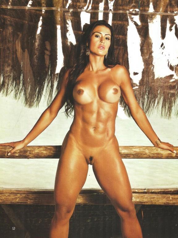 Gracyanne Barbosa  nackt