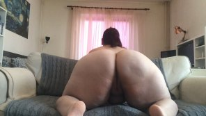 amateur photo Thick Romanian 2