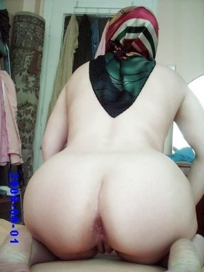 amateur photo Muslim ass