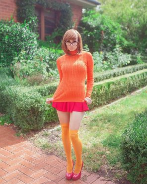 amateur photo Kayla Erin, Velma