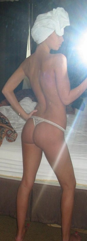amateur photo Rear view