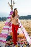 amateur photo Terrific tepee