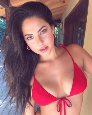 amateur photo Christen Harper