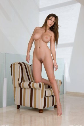 amateur photo Tall beauty