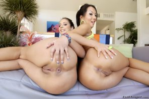 amateur photo Asa and Jynx Welcome you In