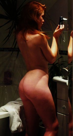 amateur photo Naked selfie different angle