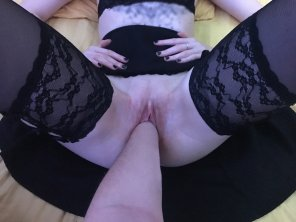 amateur photo Original Content[F]isting her loose pussy 🌌