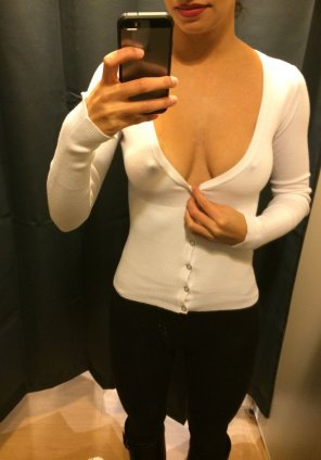 amateur photo Changing room