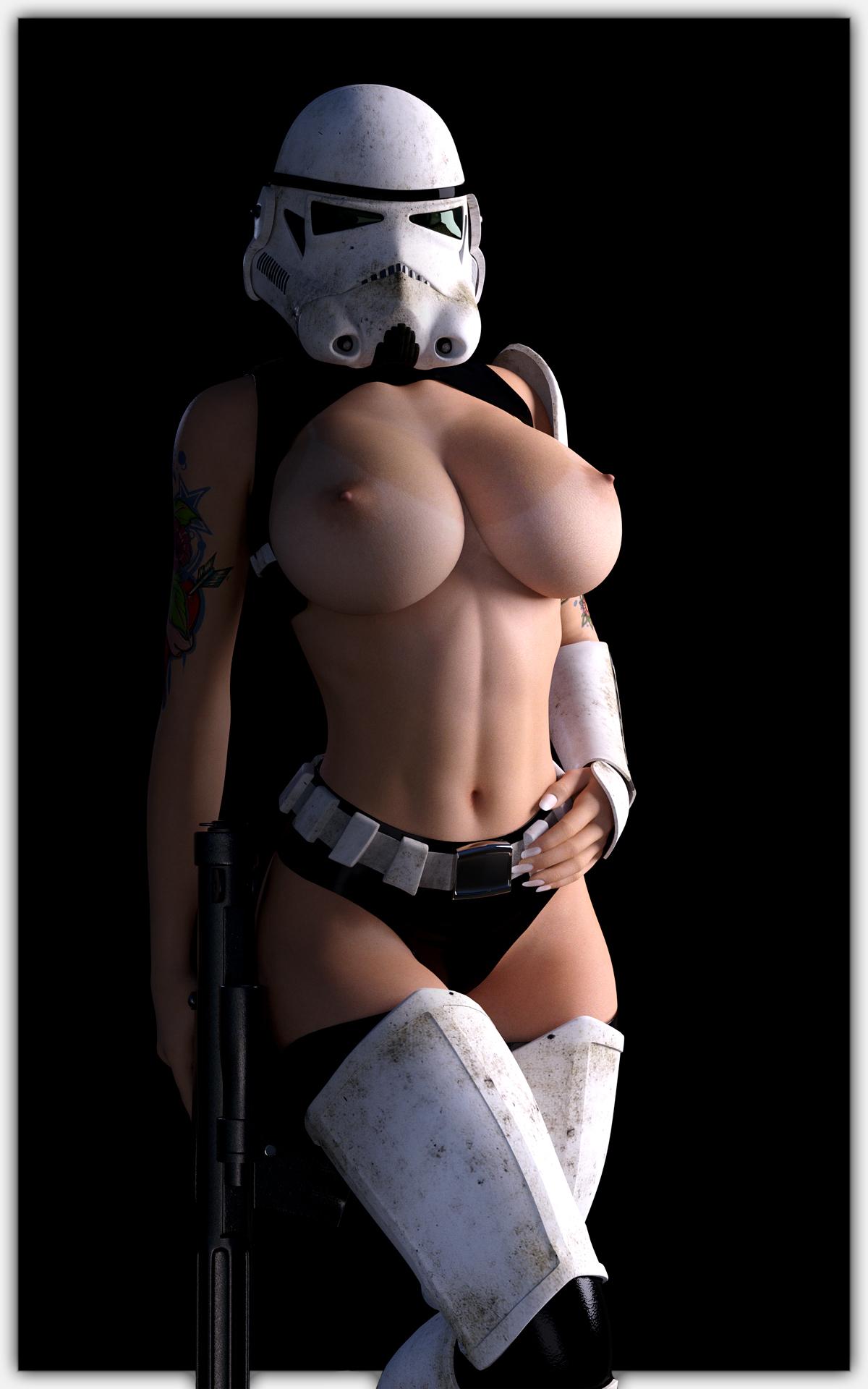 Trooper Porn