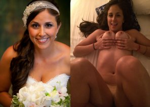 amateur photo Beautiful Bride
