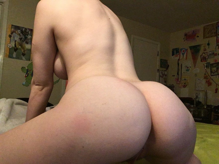 Back view Porn Photo