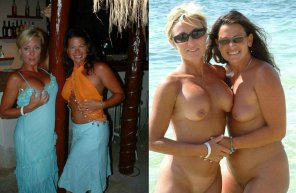 amateur photo Milfs gone wild at Ibiza