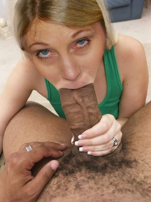 Cock too big for mouth