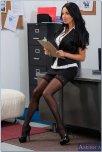 amateur photo Friendly office