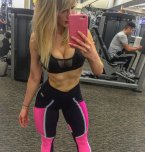 amateur photo In the gym
