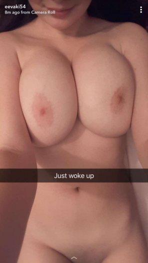 amateur photo Woke up horny