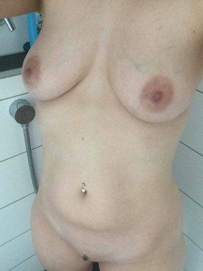 amateur photo Morning shower 🚿