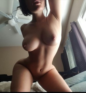 amateur photo Busty Little Petite With Amazing Figure