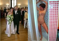 amateur photo Wedding day shower
