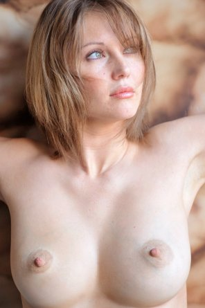 amateur photo Mature boobs