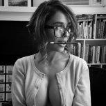 a sexy librarian
