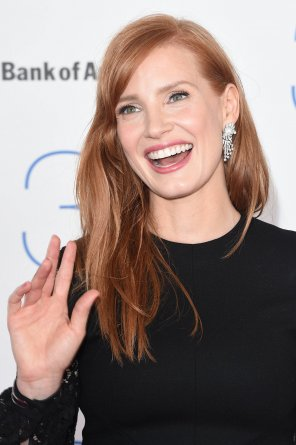 amateur photo Jessica Chastain