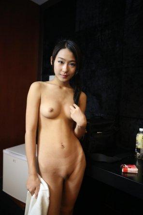 amateur photo Petite Asian