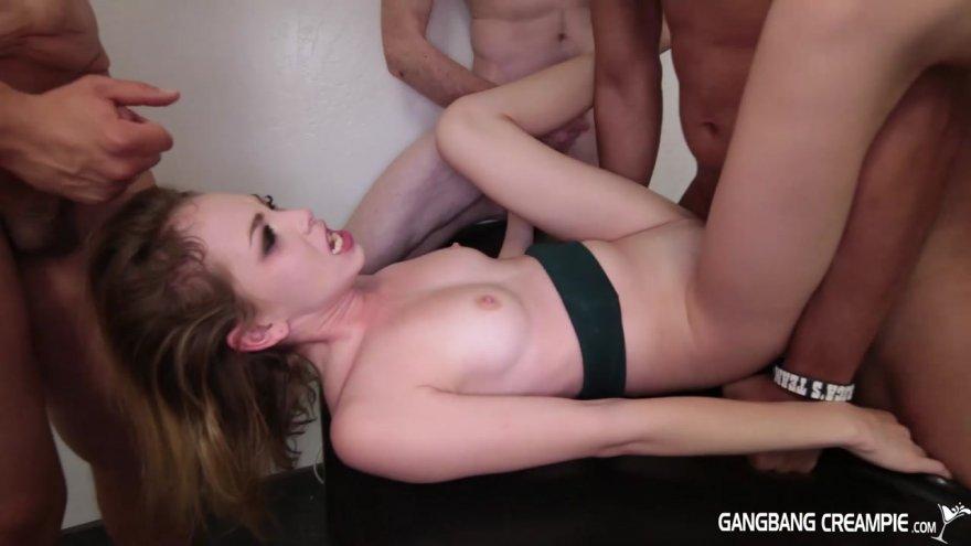 porn Harcore gangbang