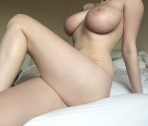 amateur photo Milk juggs on beautiful body