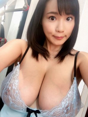 amateur photo Kaho Shibuya Looking more massive than usual