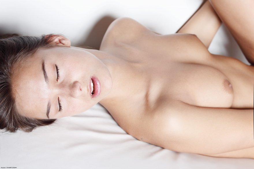 Cute freckles Porn Photo