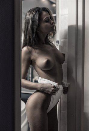 amateur photo Nice body