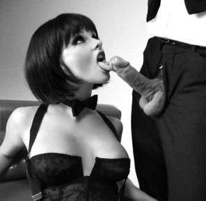 amateur photo Black and White BJ