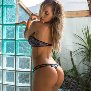 amateur photo Rosanna Arkle for Wicked Weasel Bikinis [MIC]