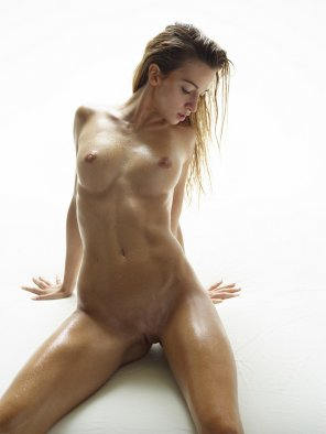 amateur photo Tight Bodied Blonde