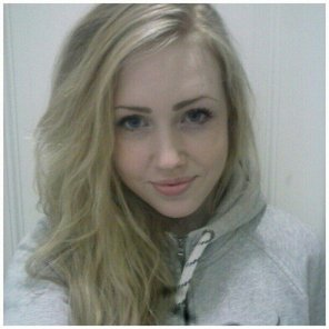 amateur photo Blonde cutie