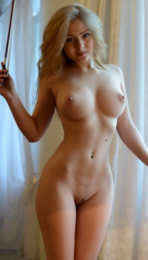 amateur photo Goreous Blonde
