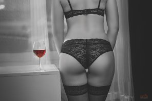 amateur photo Red red wine