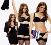 Lucy Pinder in a teacher on-off