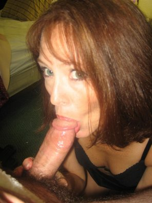 amateur photo A rare one for this milf.