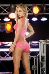 amateur photo Pink on stage