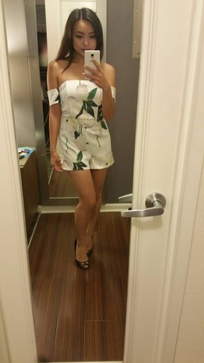 amateur photo PictureFloral Romper