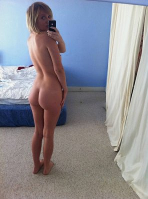 amateur photo Backside