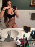 amateur photo mismatched bikini