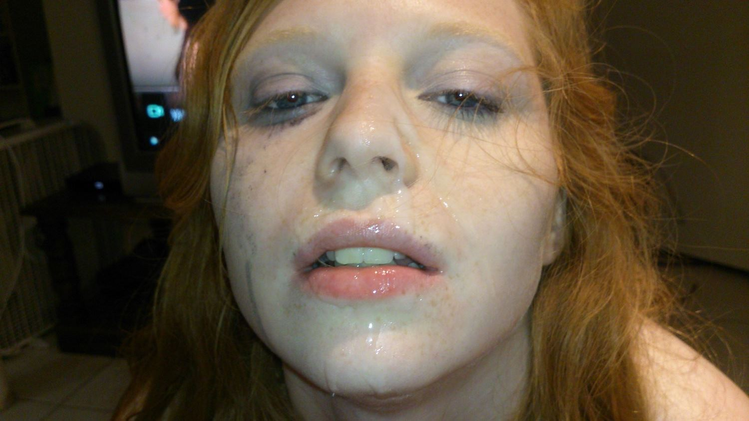 Redhead Mcfirecrotch Swallows Cum To The Last Drop